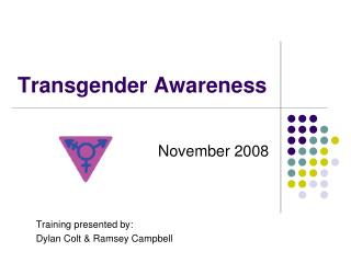 Transgender Awareness