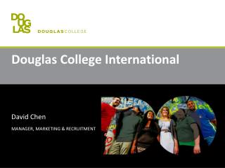 Douglas College International