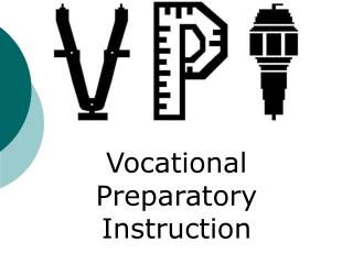 Vocational Preparatory Instruction