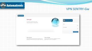 VPN SENTRY- Gw