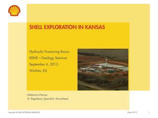 Shell Exploration in Kansas