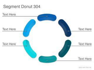 Segment Donut 304