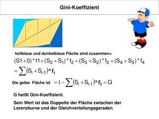 Gini-Koeffizient