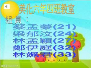 蔡孟蓁 (21) 梁郁汶 (24) 林孟穎 (27) 鄭伊庭 (32) 林姵君 (33)