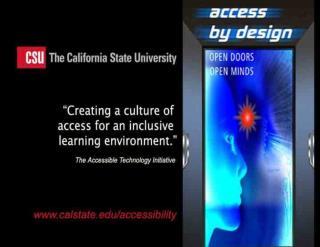 Access by Design: Open Doors, Open Minds