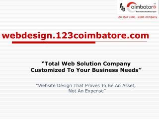 webdesign.123coimbatore