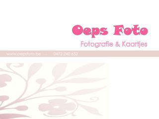 Oeps Foto