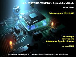 I.I.S. 'VITTORIO VENETO' – Città della Vittoria