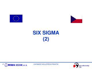 SIX SIGMA (2)