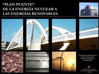 Generalidad de Cataluña Departamento de Medio ambiente y Vivienda