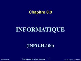 Chapitre 0.0