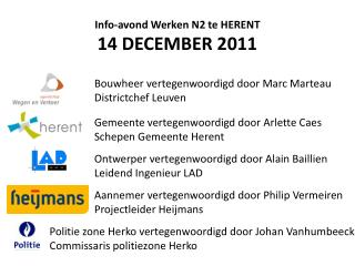 14 december 2011