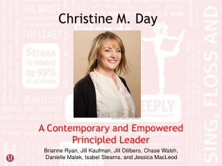 Christine M. Day