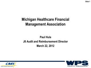 Michigan Healthcare Financial  Management Association