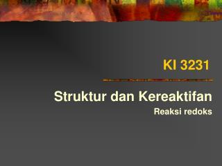 KI 3231
