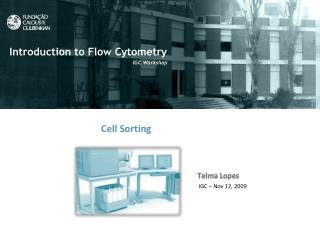 What is Flow Cytometry