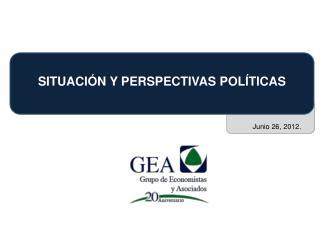 SITUACIÓN Y PERSPECTIVAS POLÍTICAS
