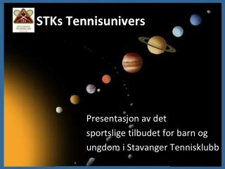 STKs Tennisunivers