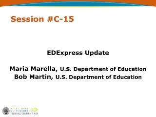Session #C-15
