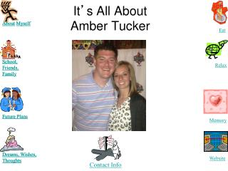 It ' s All About  Amber Tucker