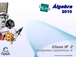Álgebra 2010