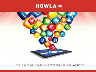 THE FACEBOOK IMAGE COMPETITION APP FOR AGENCIES