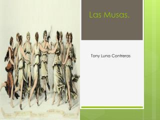 Las Musas .