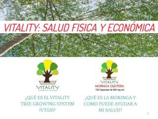 Vitality Tree Growing System (VTGS) o Sistema de Crecimiento en Forma de Árbol