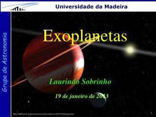 Grupo de Astronomia