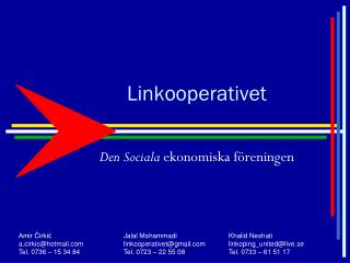 Linkooperativet