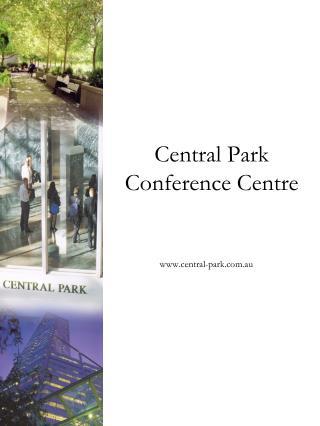 Central Park Conference Centre