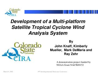 Development of a Multi-platform Satellite Tropical Cyclone Wind Analysis System