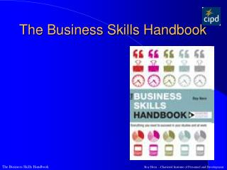 The Business Skills Handbook