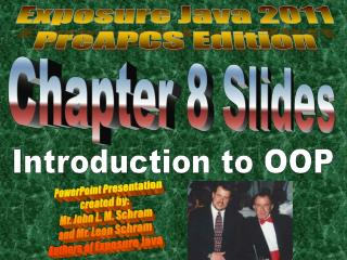 Chapter 8 Slides
