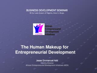 African  Entrepreneurial  Development Initiatives