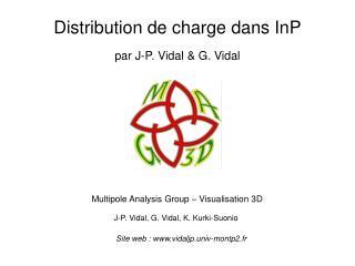 Distribution de charge dans InP