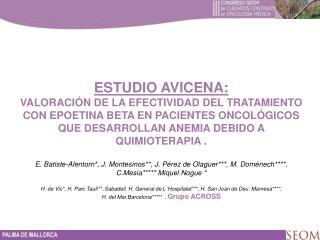 ESTUDIO AVICENA: