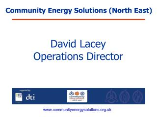 Community Energy Solutions (North East)