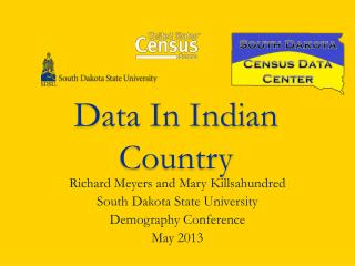 Data In Indian Country