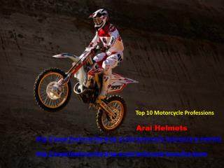 Top 10 Motorcycle Proffesions