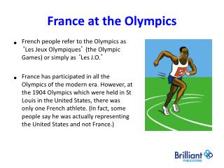 France at the Olympics