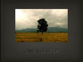 OWEN JESTER
