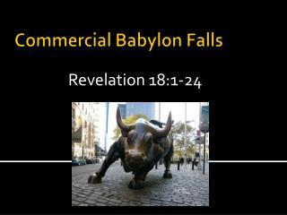 Commercial Babylon Falls