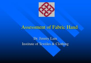 Assessment of Fabric Hand