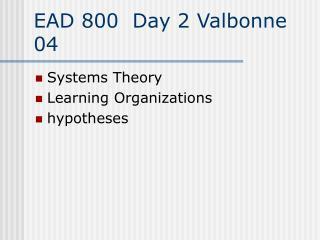 EAD 800 Day 2 Valbonne 04