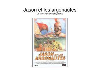 Jason et les argonautes Un film de Don Chaffey (1963)