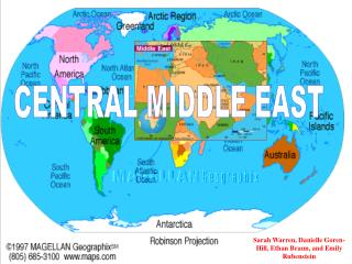 Central Middle East