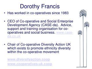Dorothy Francis