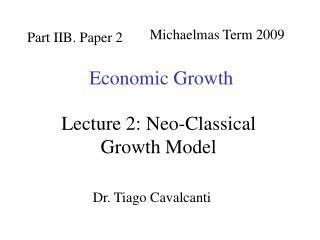 Part IIB. Paper 2