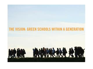 Leading A Sustainable School Why should we?
